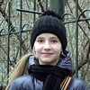 Diaghilev Gymnasium student.  Девочка, учащася в гимназии им. С. Дягилева в Перми.