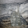 Though we were here a bit early in the season, there we still many beautiful ice formations.