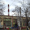 """Proton-PM Factory. Hard to believe rocket engines are being built here, but they are. Top notch quality, too.  Цех """"Протона"""" снаружи."""