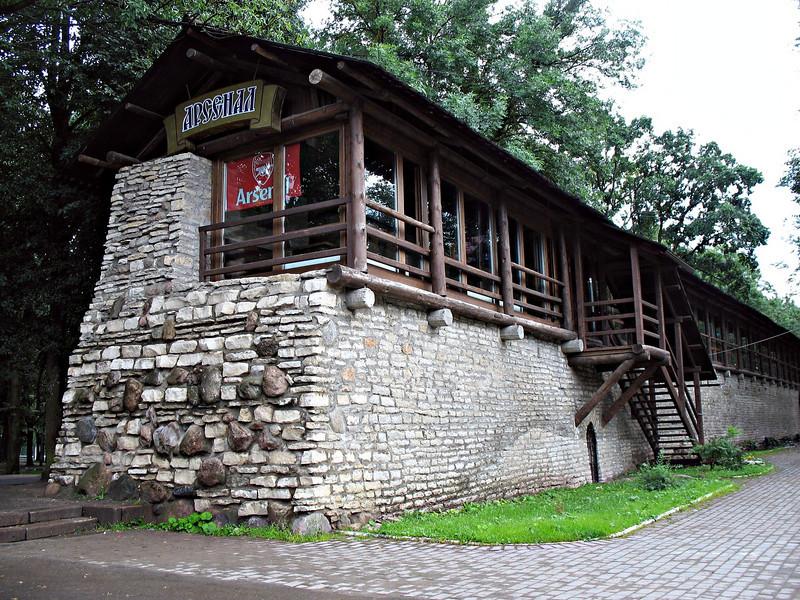 Pskov restaurant.