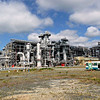 Sakhalin Energy's liquefied natural gas facility.