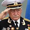 Veteran's salute. (Sakhalin, Russia)