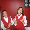 Mira Hotel front desk staff.