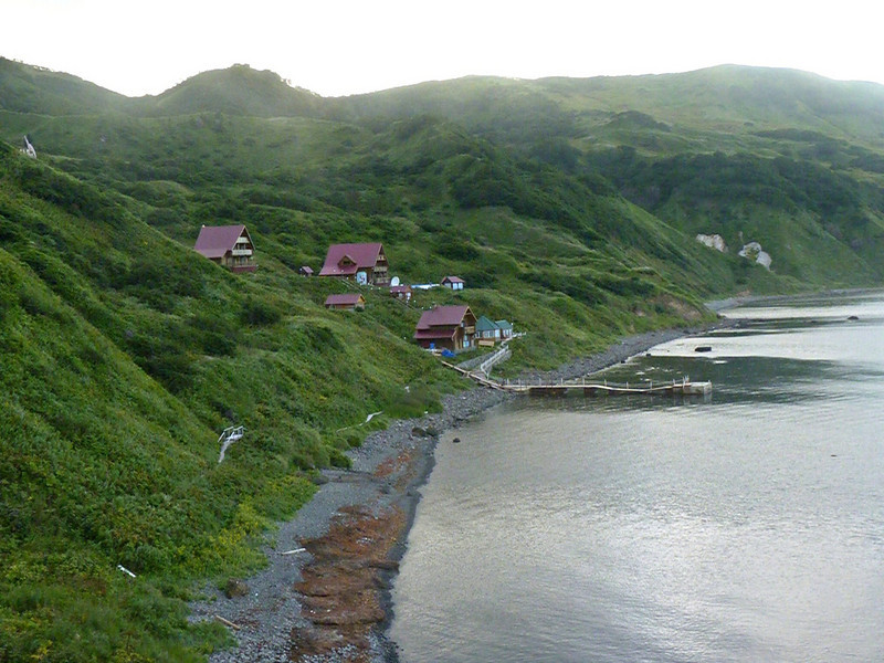 Now a national park, the island is uninhabited except for a few cottages for tourists.