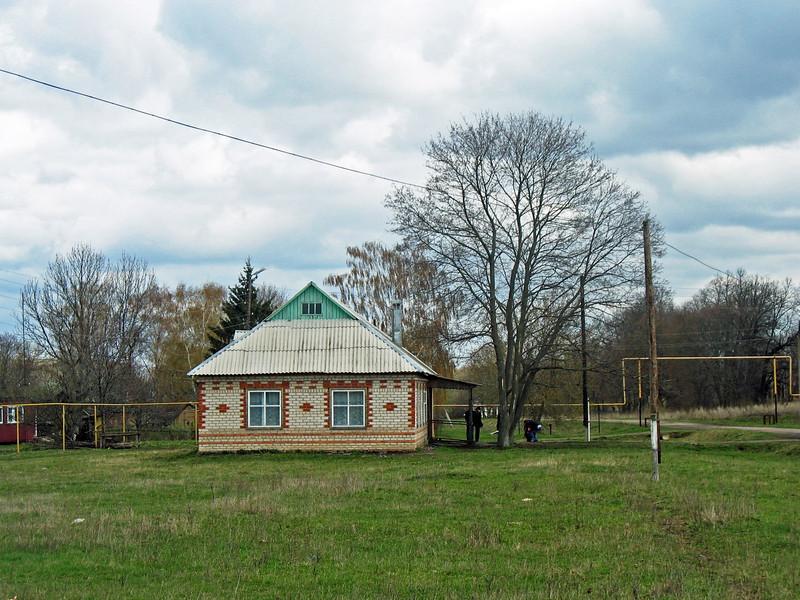 Yasnaya Polyana village home.