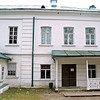 Entrance to Tolstoy house/museum.