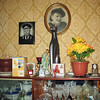 Photo in Zhenia's apartment of great-aunt, Lola - grandfather Safronov's sister.