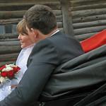 Bride & groom.