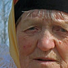 Doukhobor woman.