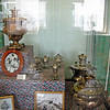 Centuries old samovars.