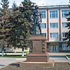 Monument to Peter the Great who visited Tula in 1712 & ordered Russia's first arms factory built here.