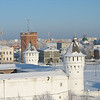 Tobolsk Kremlin tower.