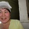 Eskander's wife, Elshat. (Laytamak, Russia)<br /> Эльшат Абудуллина, деревня Лайтамак, Заболотье.