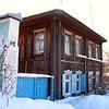 Yalutorovsk wooden home. (Tyumen Region, Siberia)