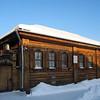 Home of exiled Decembrist, Matvey Muravyov-Apostol. (Yalutorovsk, Siberia)  Дом декабриста М.Муравьёва-Апостола, в которoм он жил в сибирской ссылке. г. Ялуторовск.
