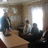 Meeting with the head of the village of Laytamak. (Siberia)