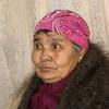 Tatar woman. (Laytamak Russia)