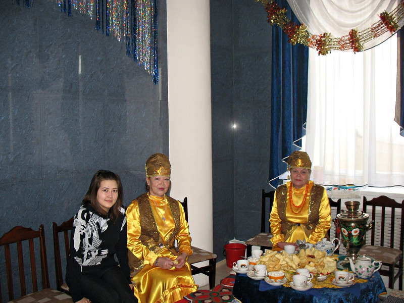 Representatives of the Tatar diaspora. (Yalutorovsk) Представители татарской дисапоры г. Ялуторовска.