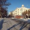 Republic Square. (Tyumen) Площадь Республики.