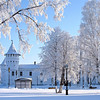 Winter wonderland. (Tobolsk, Russia)