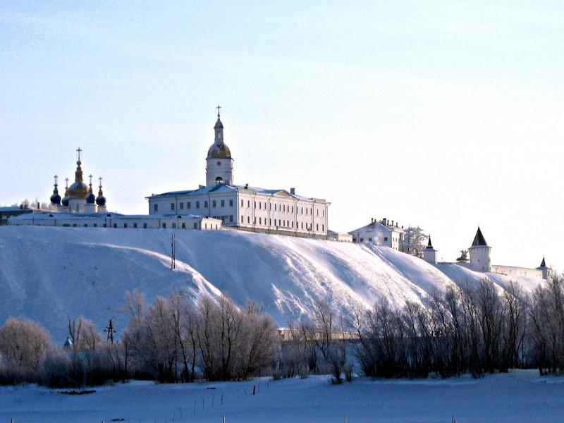 Tobolsk Kremlin. (Western Siberia, Russia)