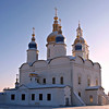 Kremlin church. (Tobolsk, Russia)