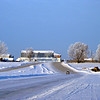 Frozen Tobolsk.
