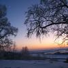 Tobolsk sunset.