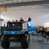 Petrovich factory - all their vehicles are handmade.