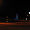 Tobolsk New Year's tree.