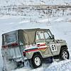 UAZ jeep.