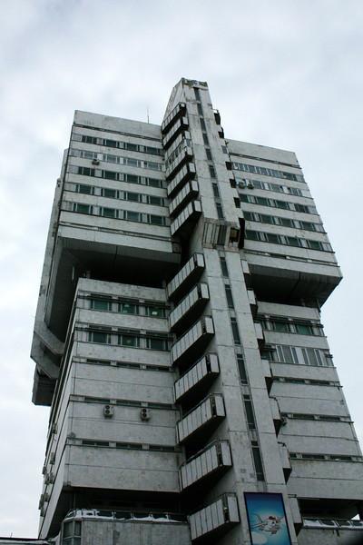 Soviet architecture.