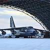 """The world's largest airplane, Ruslan, in the hanger at Aviastar - Самолёт """"Руслан"""" - гордость советского авиапрома. В Ульяновске мечтают возродить производство гигантов авиации."""