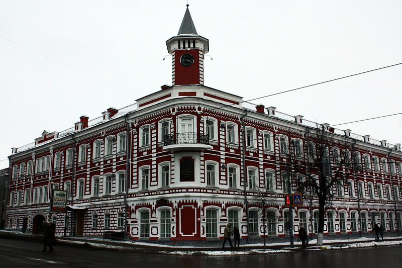 Ulyanovsk architecture.