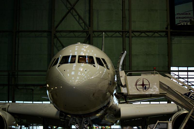 Потеснит ли ульяновский ТУ-204 зарубежные самолёты хотя бы на отечественных авиалиниях?