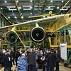 Press conference at Aviastar Aviation.