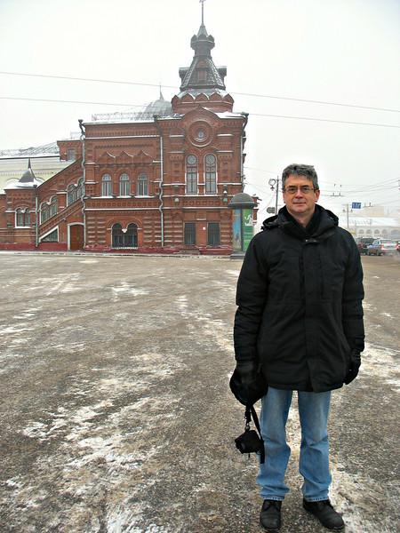 In Vladimir.