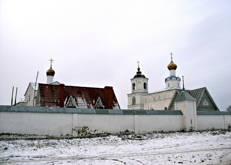 Suzdal churches.