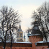 Suzdal towers.