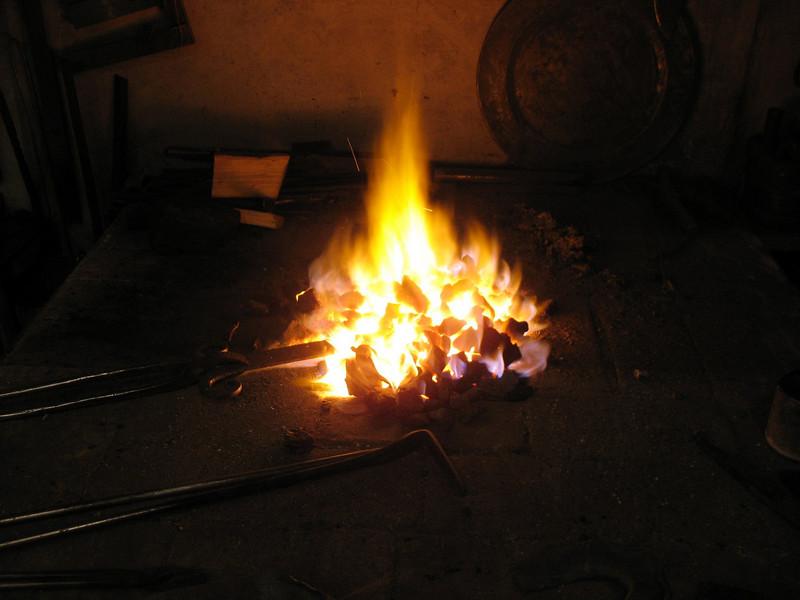 Borodin's flames.