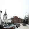Town of Yuriev-Polski's Kremlin.