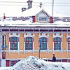 House in the center of Uglich. Купеческий домик в центре Углича.