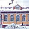 House in the center of Uglich. Купеческий домик в центре Углича.