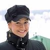 RT correspondent, Lindsay France.   <br /> Линдси Франс, корреспондент RT в Ярославле на съёмках.