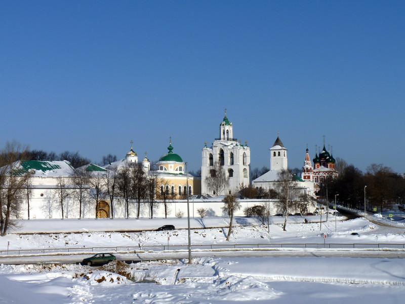 Yaroslavl Kremlin.