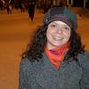 Alyssa Savelyeva, linguist.  <br /> Алиса Савельева. Барышня из Ярославля, лингвист.