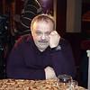 "Actor Yuri Vaksman at the Actors Café in Yaroslavl. ""Пойдём в ""Актёр"", там Ваксман ждёт....(перефразируя Круга)."