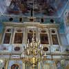 Vyatskoe church altar. Алтарь церкви в селе Вятское.