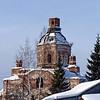 Заброшенная церковь старобрядцев в Вятском. (Vyatskoe)
