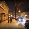 Evening in Rybinsk. Вечерний Рыбинск